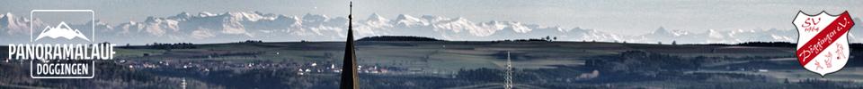 Panoramalauf Döggingen des SV-Doeggingen